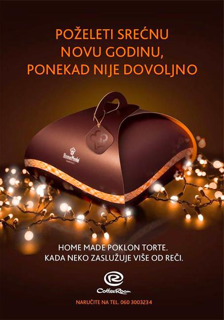 HomeMade Gift Cake Poster 2